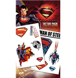 Superman Tattoos 262100