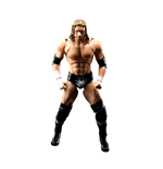 WWE S.H. Figuarts Action Figure Triple H 16 cm