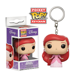 The Little Mermaid Pocket POP! Vinyl Keychain Ariel in Ball Gown 4 cm