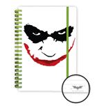 The Dark Knight Notebook A5 Joker Case (12)