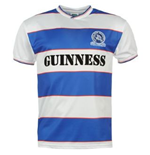 1983 QPR Home Retro Shirt