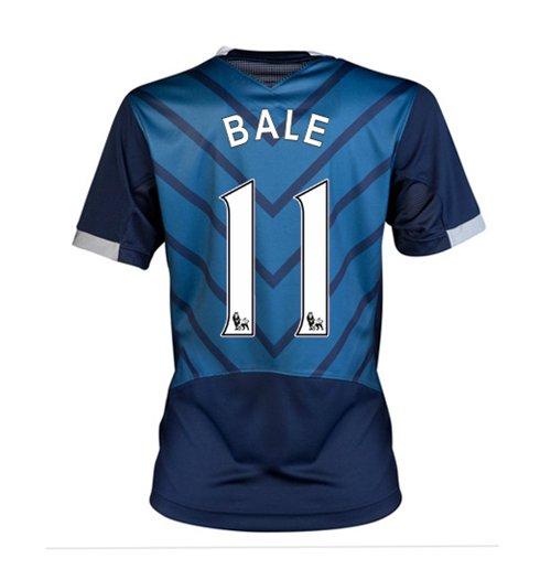 sale retailer 9c6c4 4e1b5 2012-13 Tottenham Away Shirt (Bale 11) - Kids