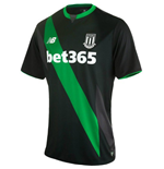 2015-2016 Stoke City Away Football Shirt