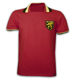 Belgium 1960's Short Sleeve Retro Shirt 100% cotton