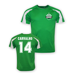 William Carvalho Sporting Lisbon Sports Training Jersey (green)
