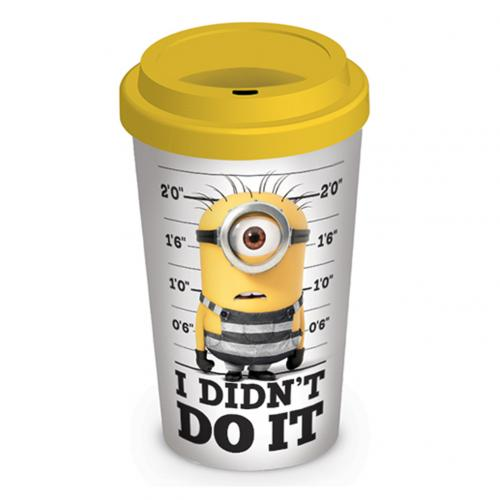 Despicable Me 3 Ceramic Travel Mug