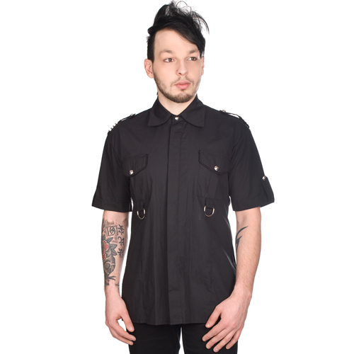 Aderlass Military Shirt Denim