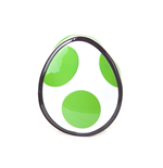 Nintendo - Yoshi's Egg Shaped Backpack