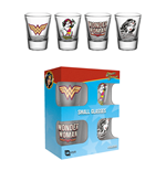 Wonder Woman Glassware 262768