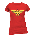 Wonder Woman Ladies T-shirt