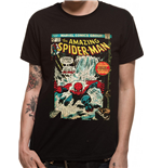 Spiderman - Comic Cover - Unisex T-shirt Black