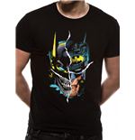 Batman - Gotham Face - Unisex T-shirt Black