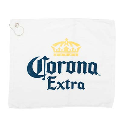 CORONA EXTRA Promotional Golf Towel