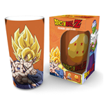 Dragonball Z Premium Pint Glass Dragonball Wrap