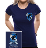 Harry Potter Ladies T-Shirt House Ravenclaw