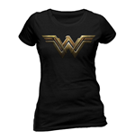 Wonder Woman Ladies T-Shirt Logo