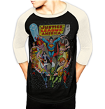 Justice League Long Sleeves T-shirt 263783