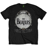 The Beatles T-shirt - World Tour 1966 Black