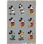 Mickey Mouse Poster 263861