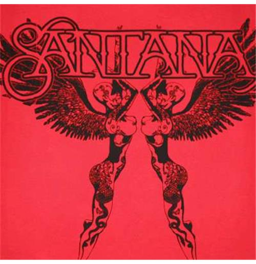 8ce5393ee Official SANTANA Abraxas Double Angel T Shirt: Buy Online on Offer