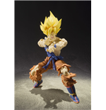 Dragonball Z S.H. Figuarts Action Figure Super Saiyan Son Goku Super Warrior Awakening Ver. 16 cm