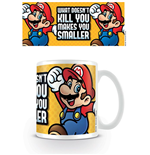 Super Mario Mug Makes You Smaller