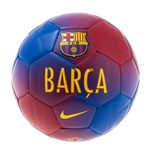 2016-2017 Barcelona Nike Skills Football (Red-Blue)