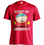 South Park T-Shirt Respect My Authority