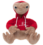 E.T. the Extra-Terrestrial Plush Figure E.T. Sitting with Blouse 25 cm