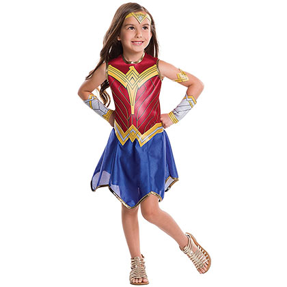 WONDER WOMAN Youth Costume