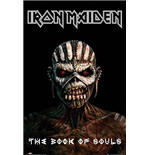 Iron Maiden Poster - The Book Of Souls 61x91,5 Cm