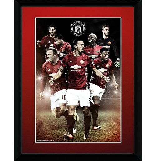Manchester United FC Print 264991