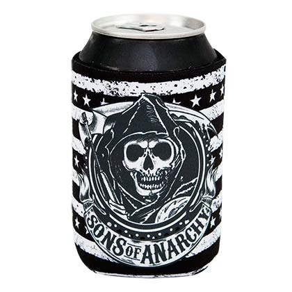 SONS OF ANARCHY Reaper Can Cooler