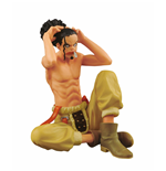 One Piece Body Calender Vol. 4 Figure Usopp 8 cm