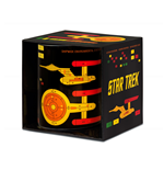 Star Trek Mug Starship Graph