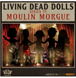 Living Dead Dolls Series 33 Dolls 25 cm Moulin Morgue Assortment (5)