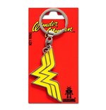 DC Comics Metal Keychain Wonder Woman Logo