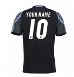 2016-17 Real Madrid 3rd Shirt (Your Name)