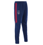2017-2018 Ajax Adidas Training Pants (Dark Blue)