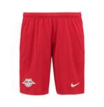 2017-2018 Red Bull Leipzig Nike Home Shorts (Red)