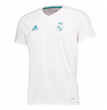 2017-2018 Real Madrid Adidas Training Shirt (White)