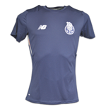 2017-2018 Porto Training Shirt (Navy)