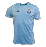 2017-2018 Porto Elite Pre-Match Training Shirt (Sky Blue)