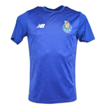 2017-2018 Porto Elite Pre-Match Training Shirt (Blue)