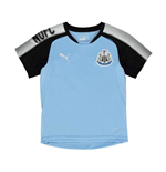 2017-2018 Newcastle Puma Training Shirt (Blue) - Kids
