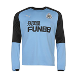 2017-2018 Newcastle Puma Sweat Top (Blue)