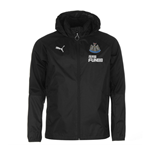 2017-2018 Newcastle Puma Rain Jacket (Black)