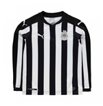 2017-2018 Newcastle Home Long Sleeve Shirt (Kids)