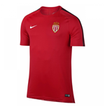 2017-2018 Monaco Nike Squad Training Shirt (Red)