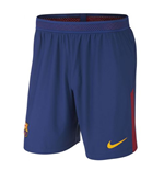 2017-2018 Barcelona Home Nike Vapor Match Shorts (Blue)
